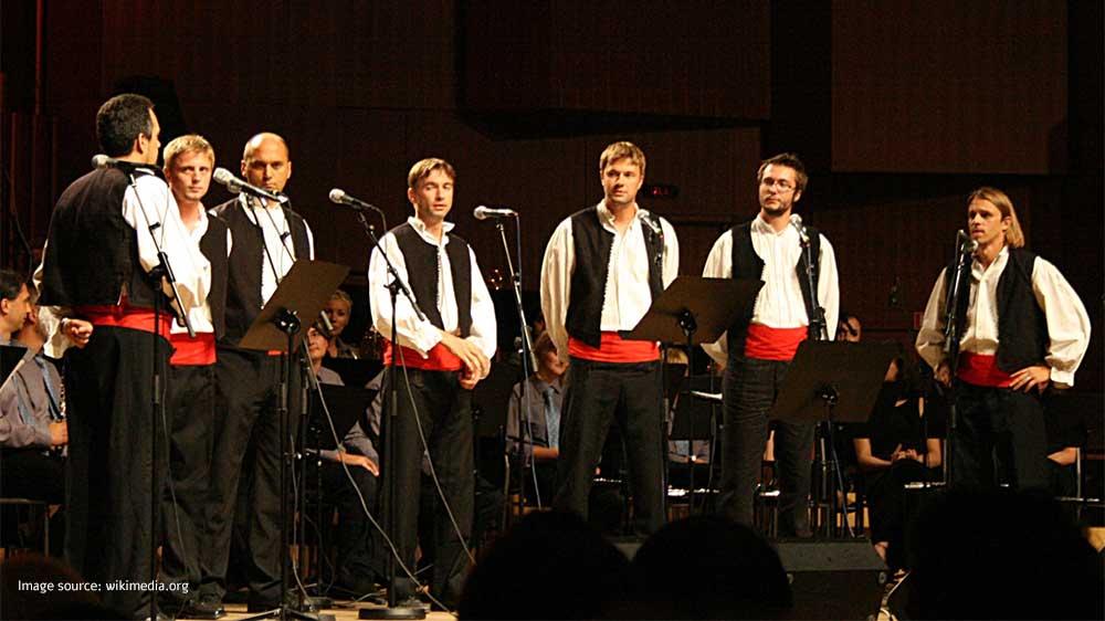 The Songs of Dalmatia – Klapa