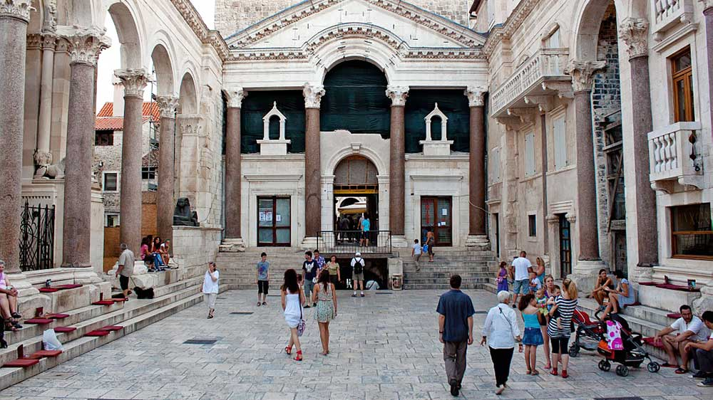 Diocletian's palace 2