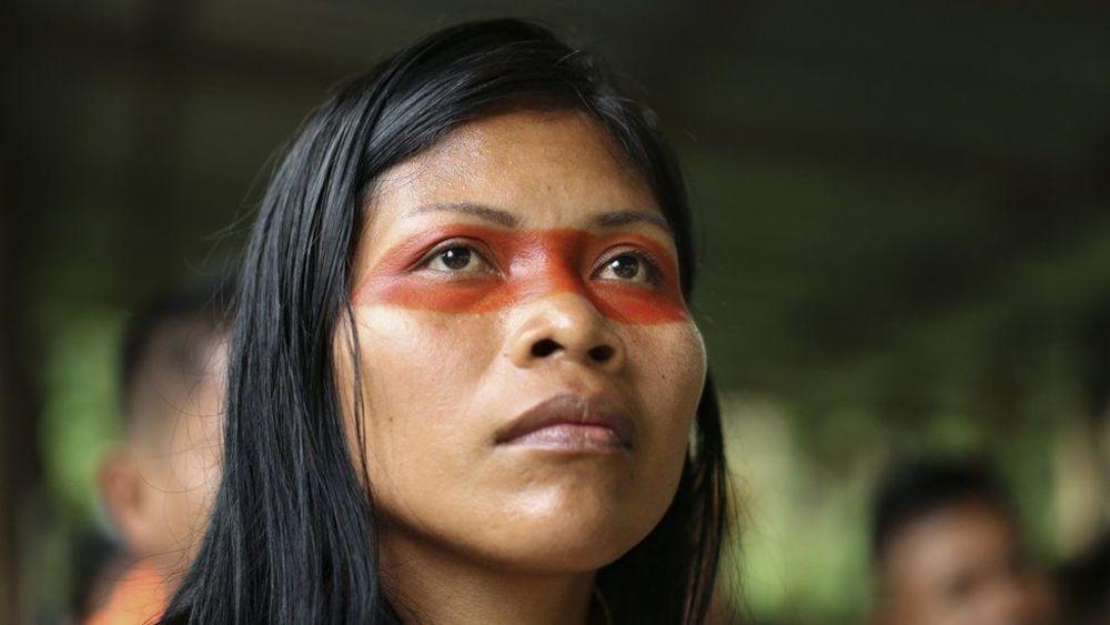 Waorani Woman Wins Goldman Environmental Prize